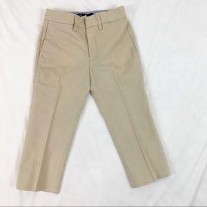 J crew Crewcuts boys Thompson khaki dress pants